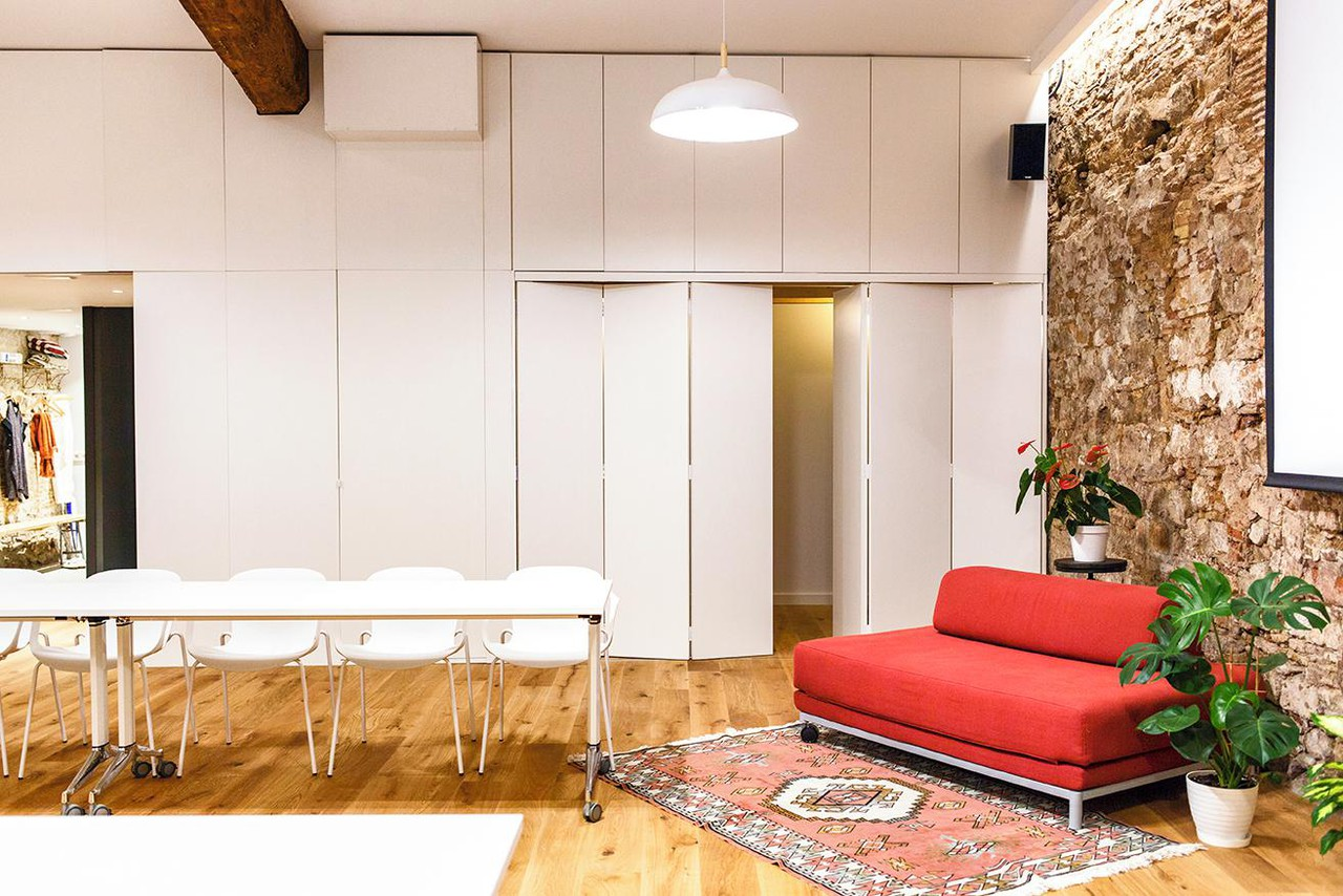 Barcelona training rooms Vergaderruimte Meeting Space image 2