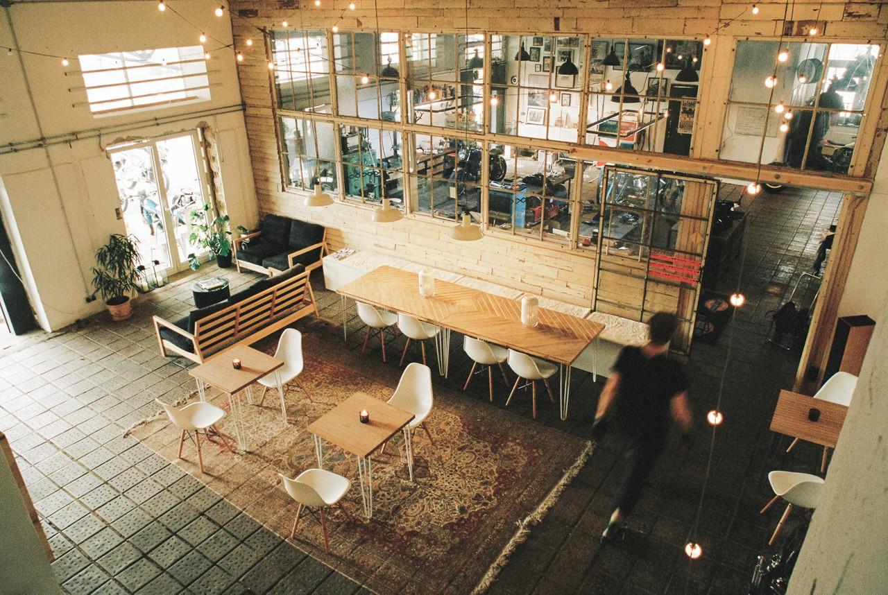 Berlin Schulungsräume Café The Craftwerk.Berlin Canteen image 9