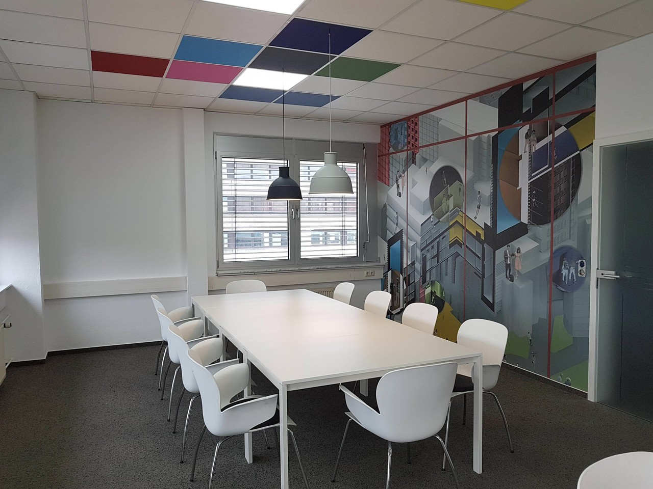 Frankfurt am Main training rooms Meetingraum Meetingraum image 1