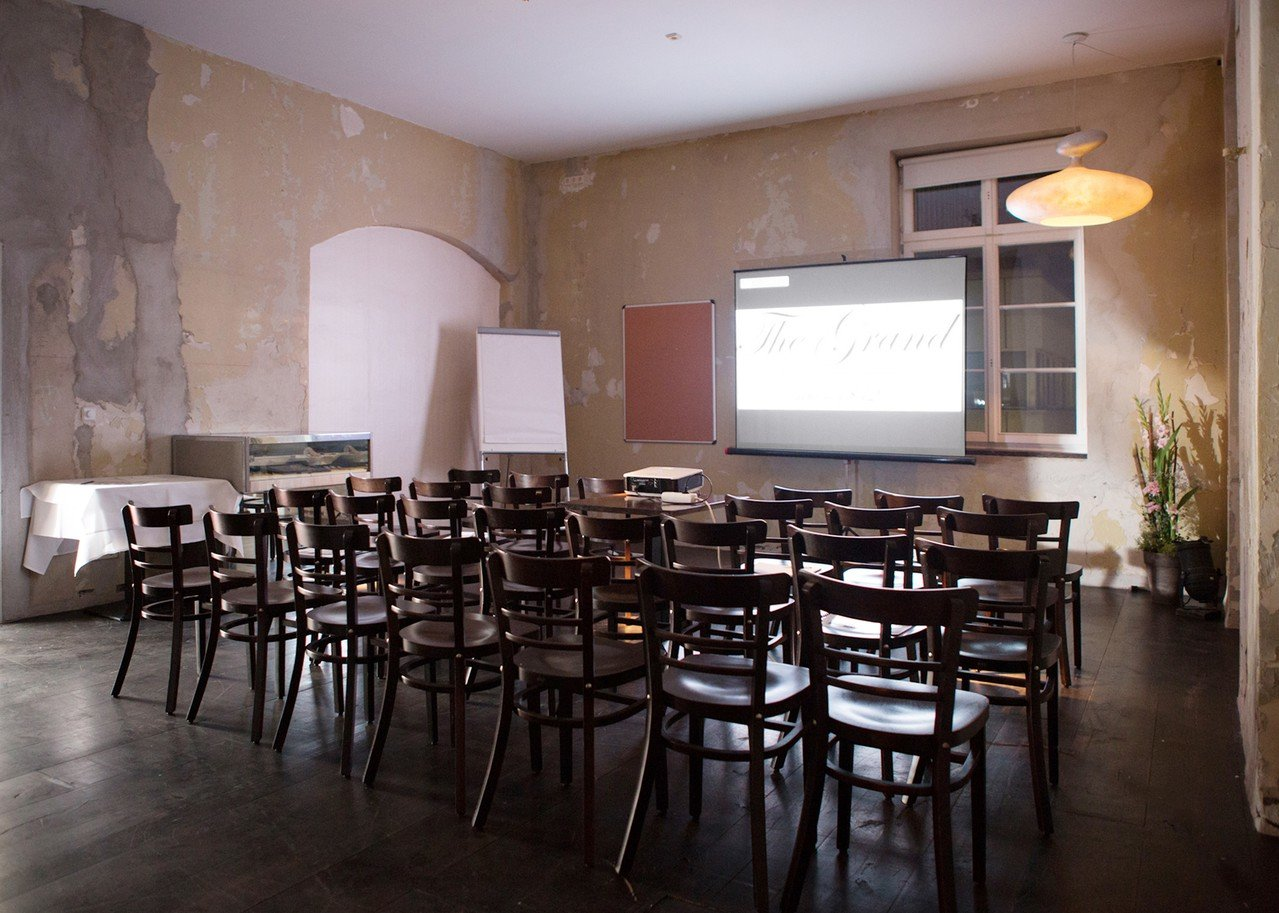 Berlin seminar rooms Partyraum The Grand - Radeberger Suite image 0