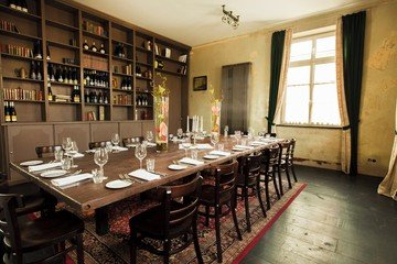 Berlin training rooms Partyraum The Grand - Riesling Suite image 0