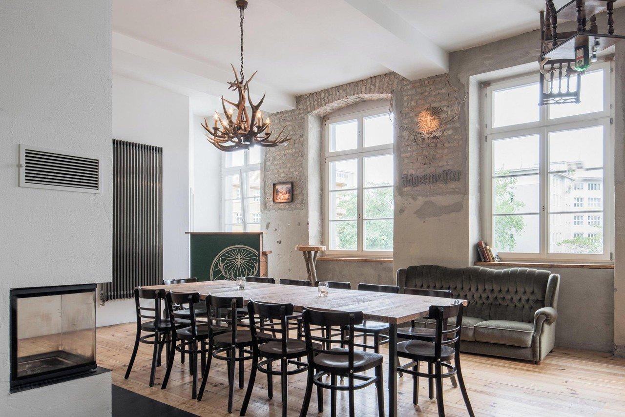 Berlin Tagungsräume Party room The Grand - Jägermeister Suite image 2