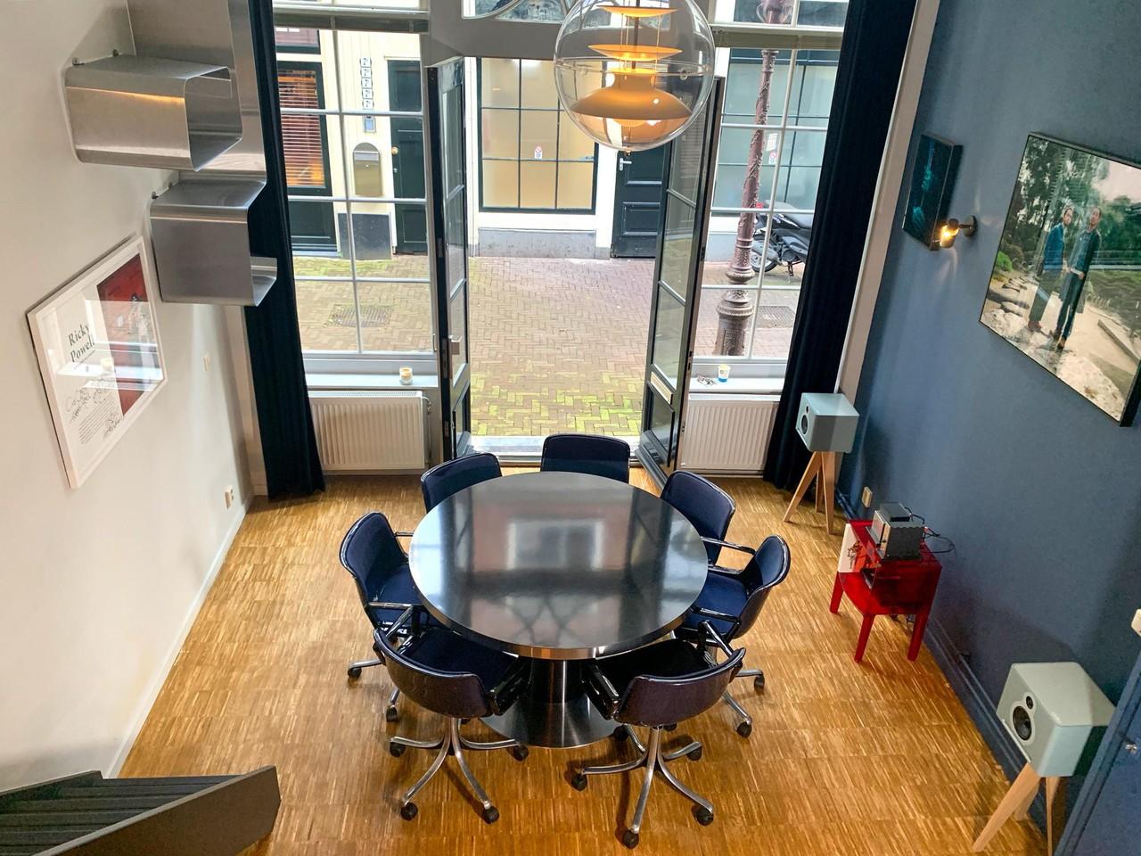 Amsterdam training rooms Salle de réunion Meeting Lounge Room image 0