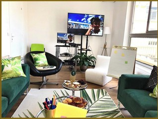 Paris Salles de formation  Meetingraum Salle Craie image 0
