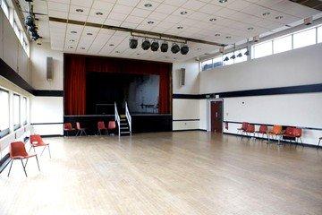 London workshop spaces Auditorium The Rose Lipman Building - Hall image 1