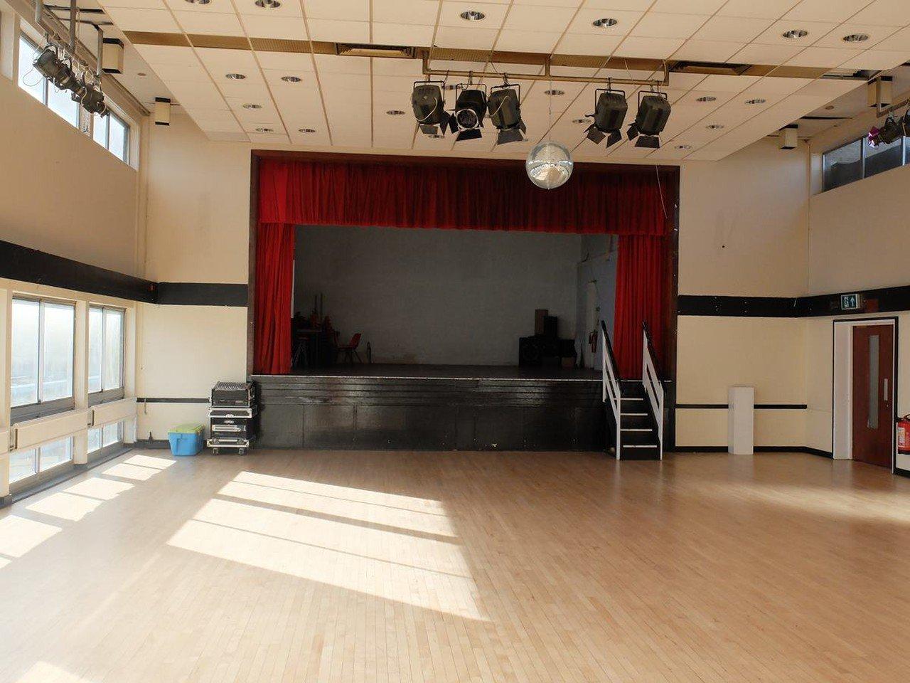 9e3cabb49799 London workshop spaces Auditorium The Rose Lipman Building - Hall image 0