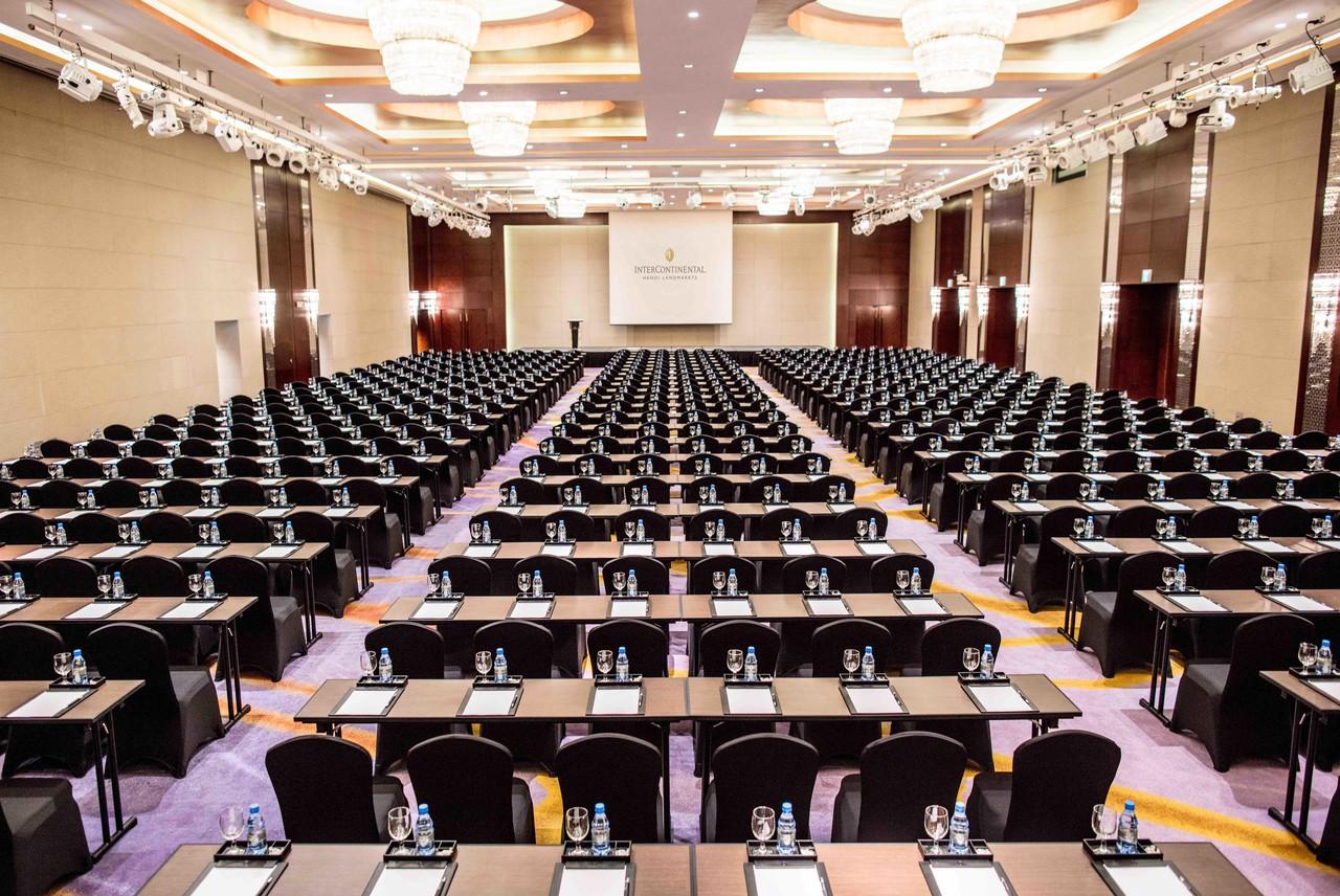 Rest of the World training rooms Meeting room Intercontinental Hanoi Landmark72 image 0