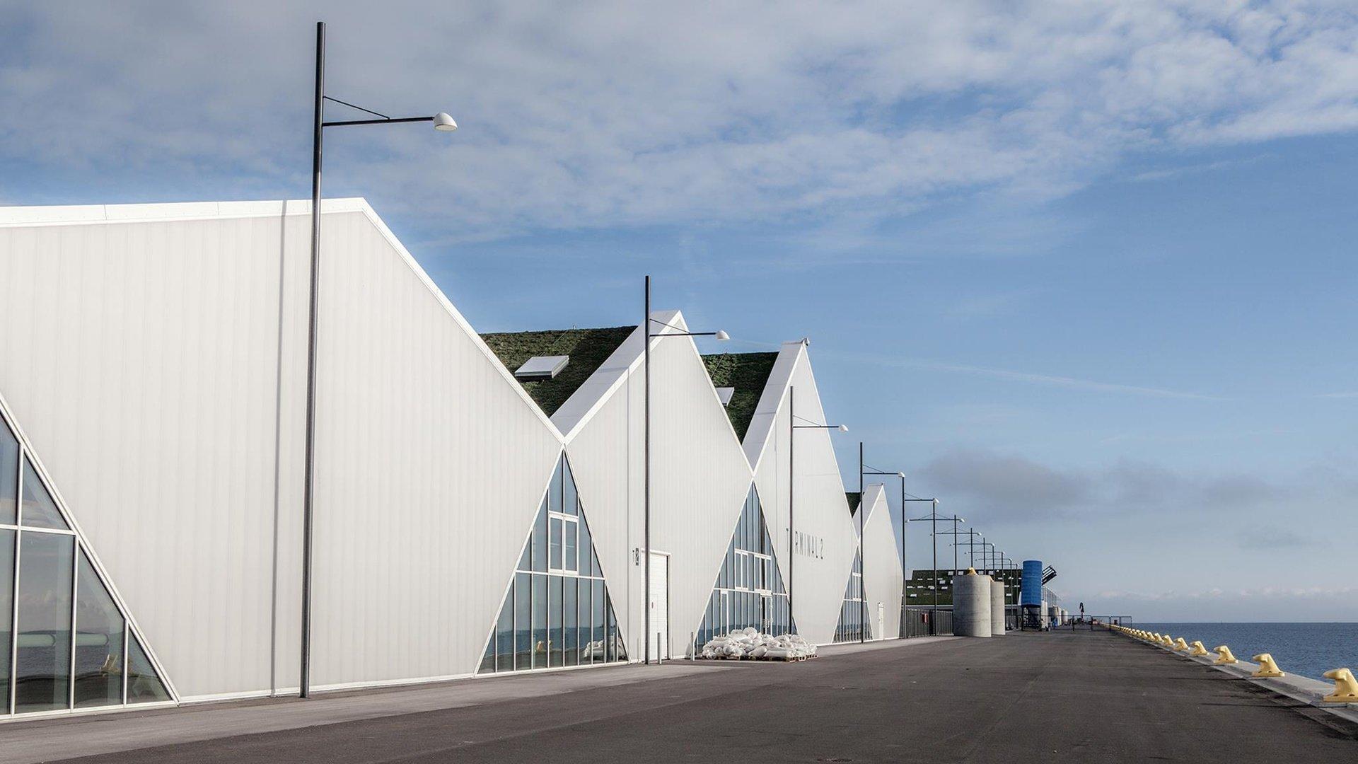 Copenhagen corporate event venues Industrial space The Terminals image 0
