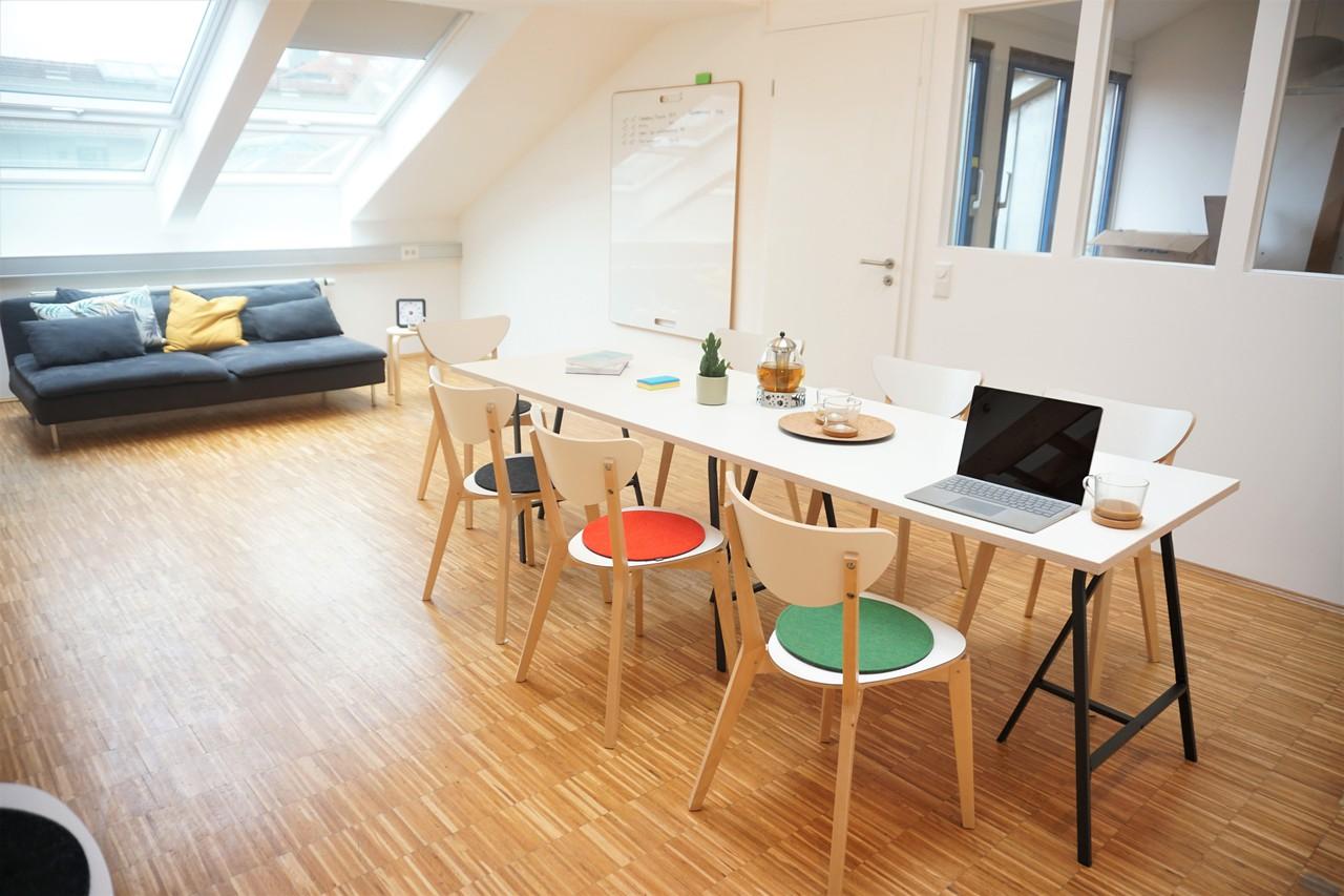 Frankfurt Schulungsräume Meeting room Workshop Room image 1