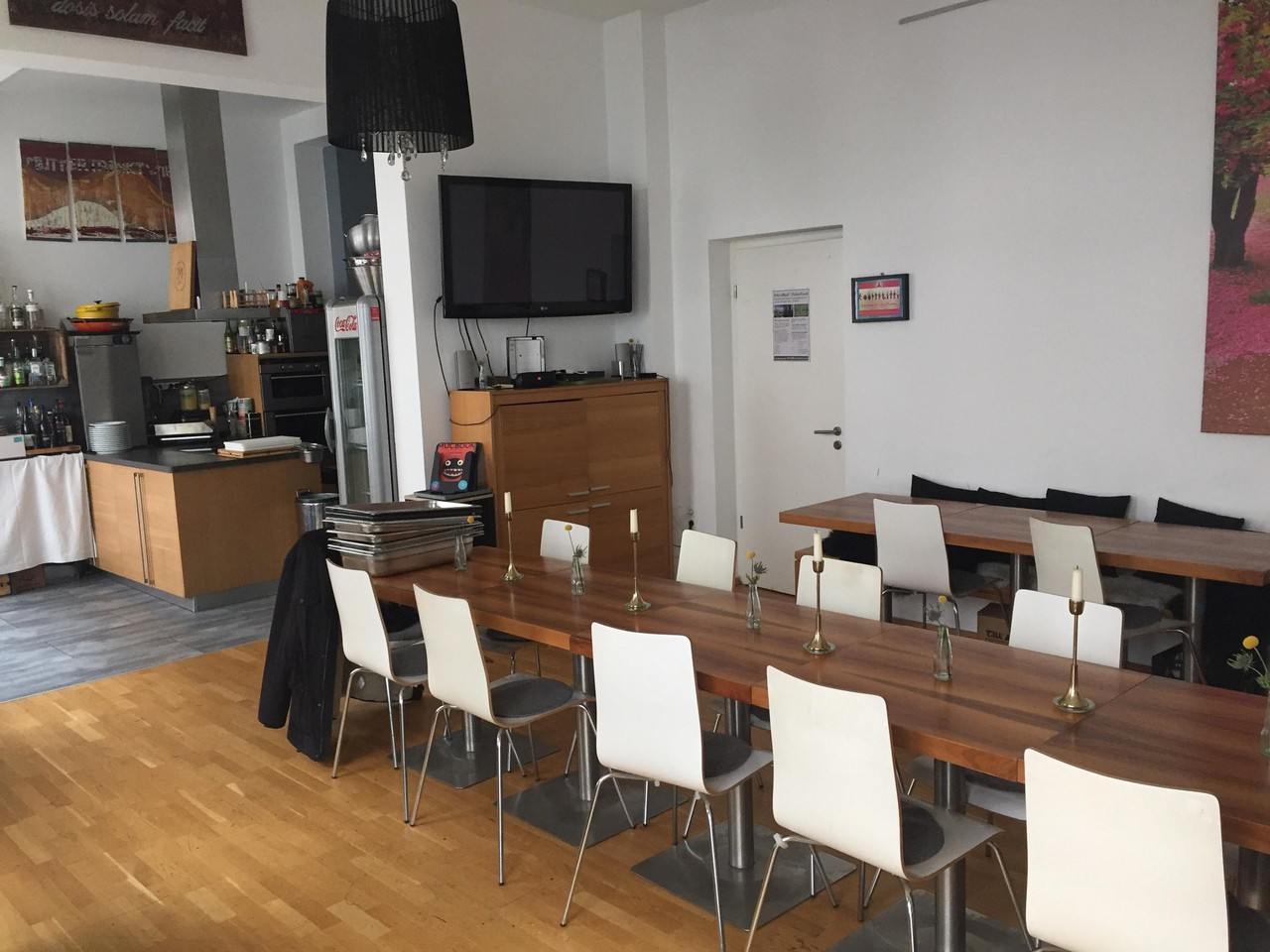 Munich training rooms Meeting room food culture image 6