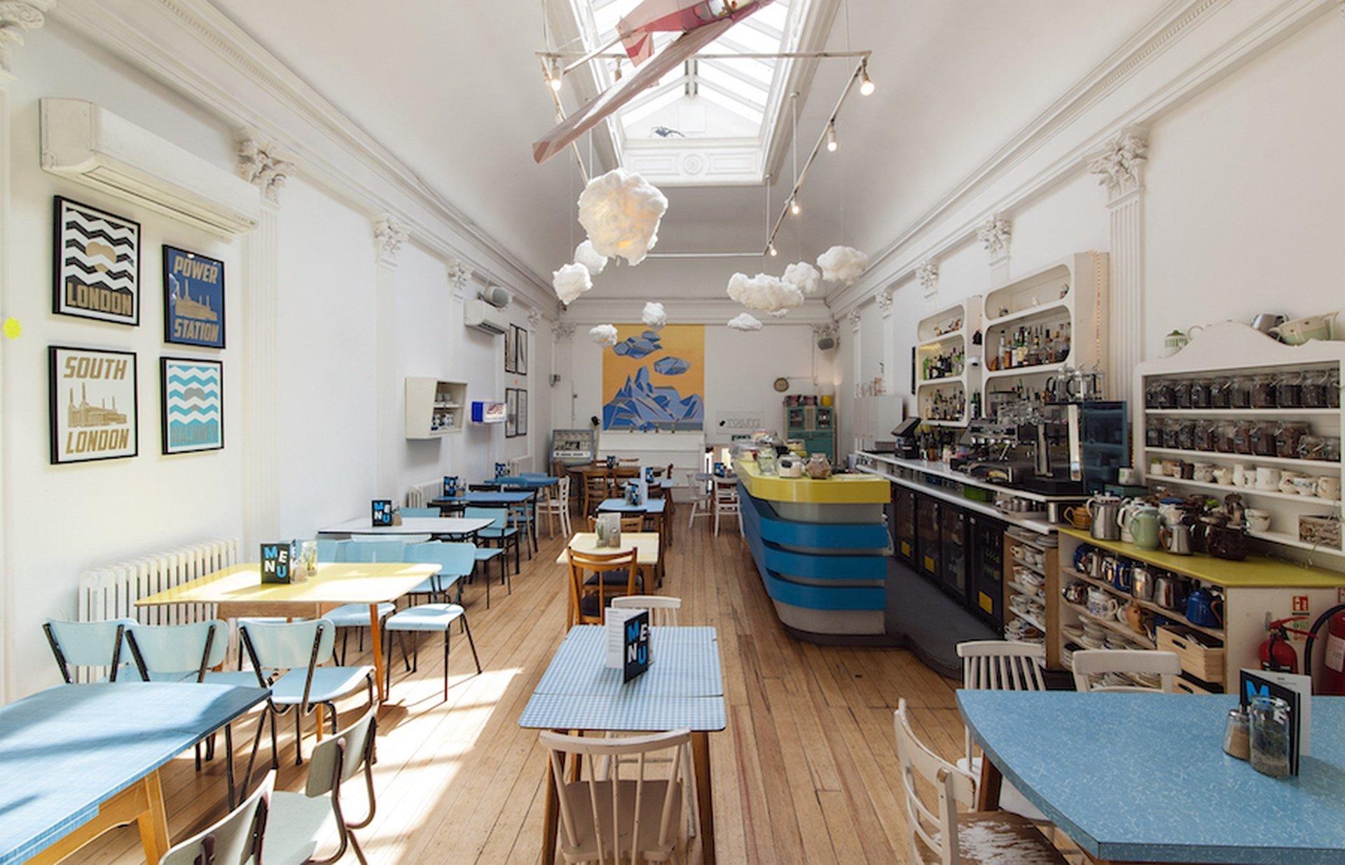 London Train station meeting rooms Cafe Drink Shop & Do - Cafe image 3