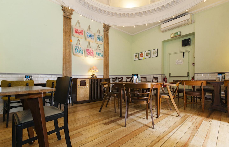London Train station meeting rooms Cafe Drink Shop & Do - Cafe image 4