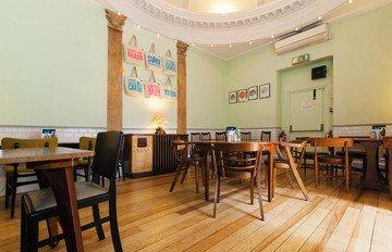 Londres Train station meeting rooms Café Drink Shop & Do - Cafe image 4