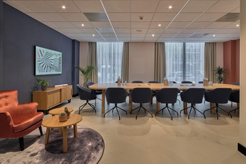 Amsterdam training rooms Appartement The Extra Smile Room image 0