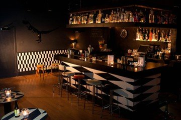 Londres corporate event venues Bar Drink Shop & Do - Downstairs Bar image 0