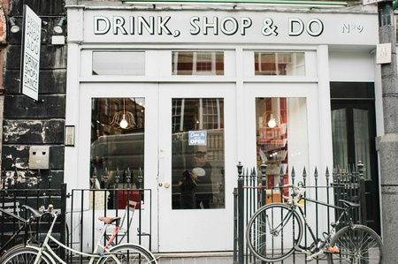 London corporate event venues Bar Drink Shop & Do - Downstairs Bar image 11