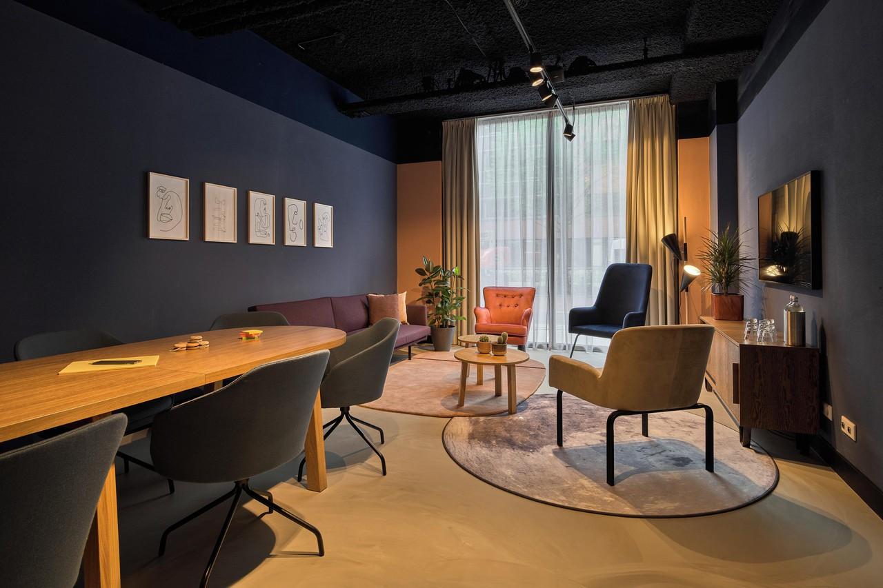 Amsterdam training rooms Meeting room The Shine Bright Room image 9