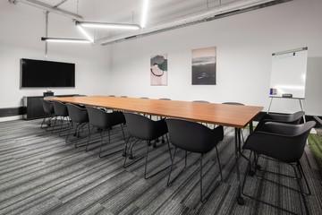 Rest der Welt training rooms Meetingraum