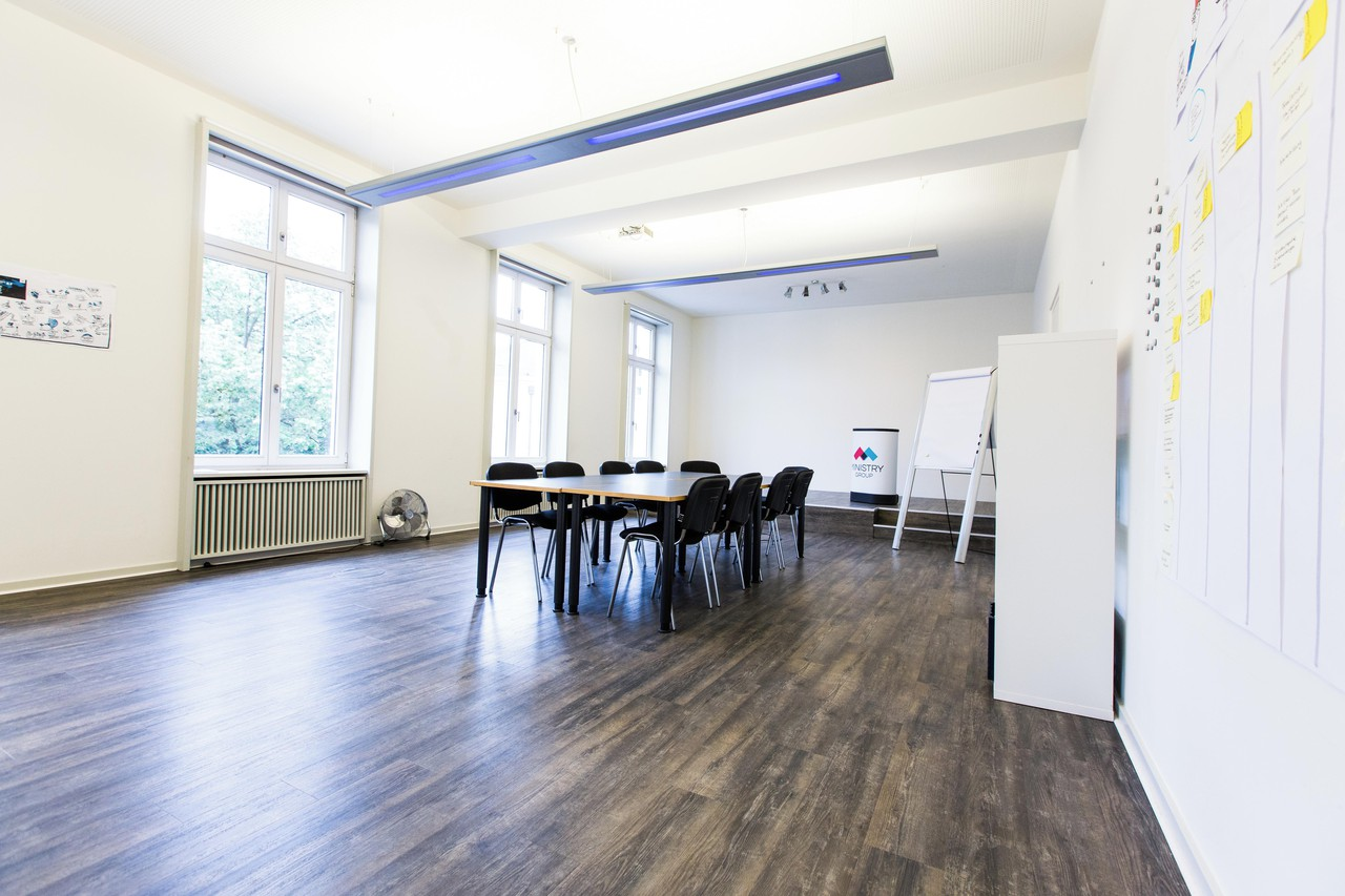 Hamburg Schulungsräume Meeting room  image 0