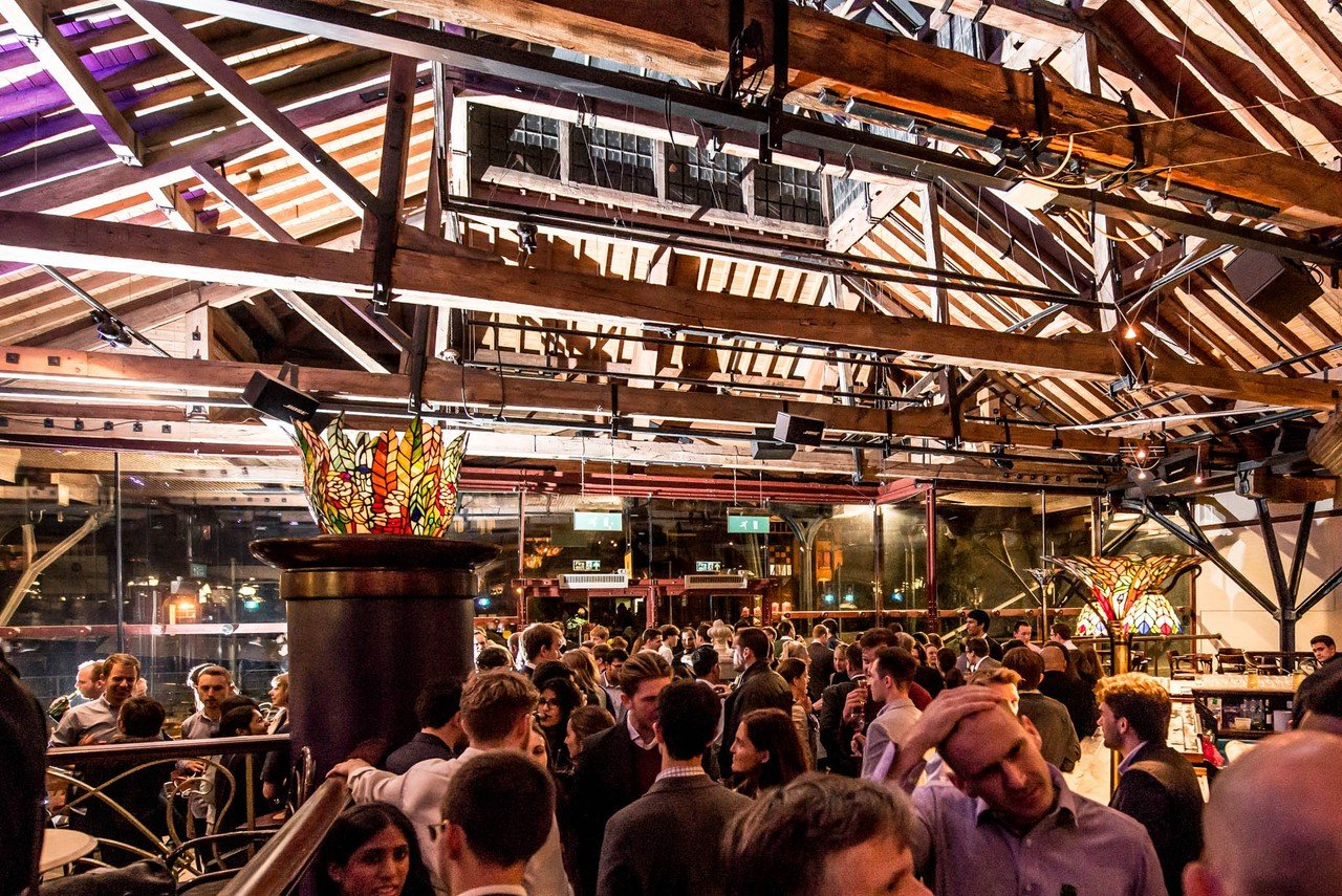 London corporate event venues Bar Tobacco Dock - Quayside Bar image 0