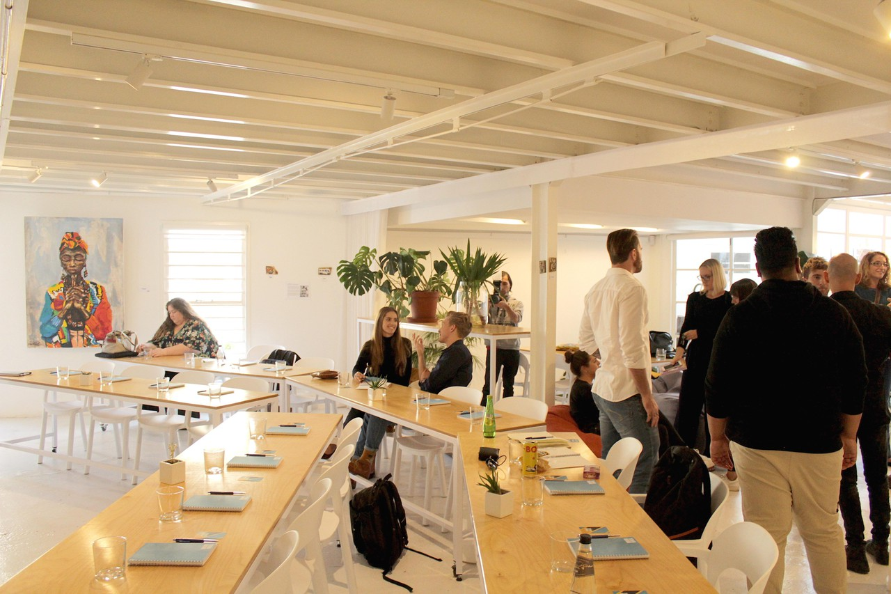 Kaapstad training rooms Galerie Gallery Meeting Space image 0