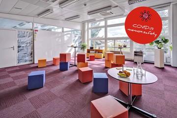 Zurich Schulungsräume Salle de réunion memox. Medium Space image 4