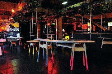 London workshop spaces Bar Queen of Hoxton - Ground Floor image 1