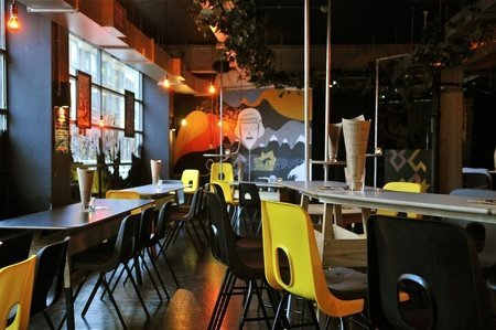 London workshop spaces Bar Queen of Hoxton - Ground Floor image 0