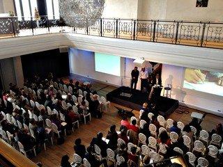 Paris corporate event venues Partyraum Le Pavillon Wagram image 0