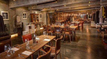 Hong Kong corporate event venues Salle de réception Butchers Club image 0