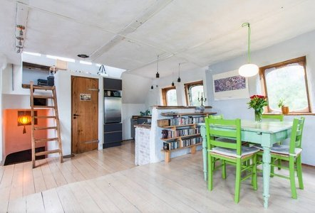 Copenhague workshop spaces Bateau Charming House Boat image 0