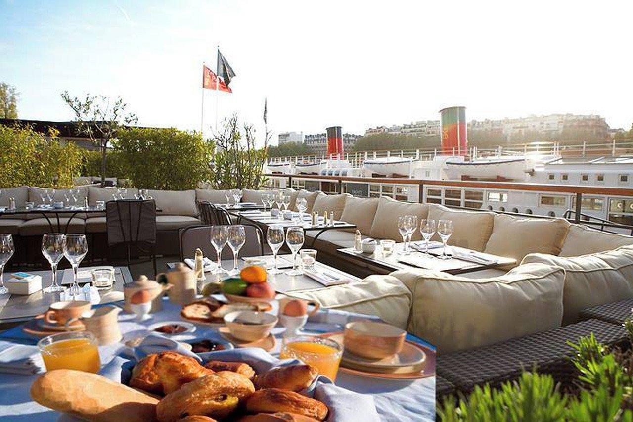 Paris corporate event venues Restaurant La Plage Parisienne image 0