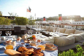Paris corporate event venues Restaurant La Plage Parisienne image 0