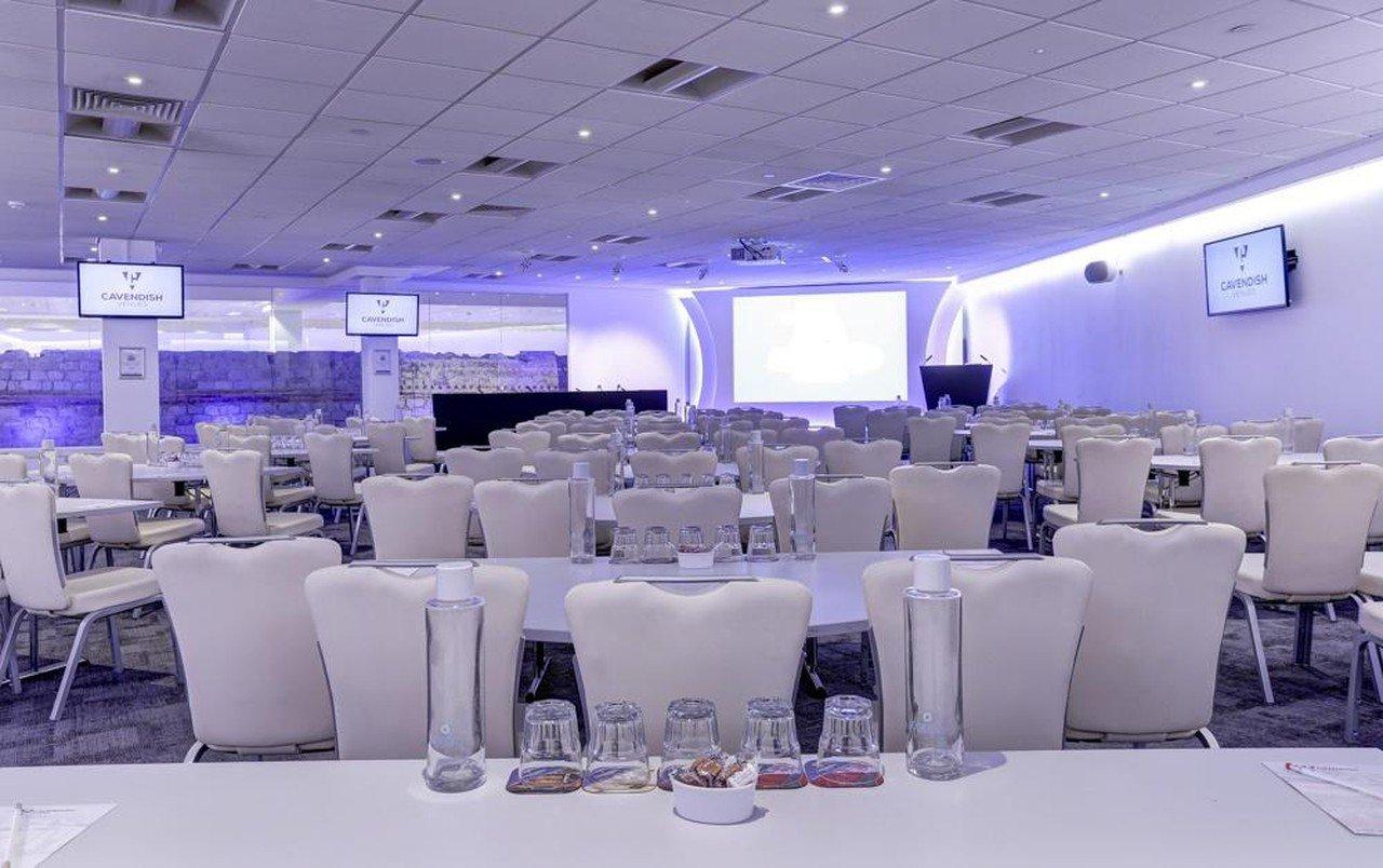 London seminar rooms Meetingraum America Square - Ludgate Suite image 2