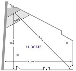 London training rooms Meeting room America Square - Ludgate Suite image 13