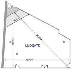London training rooms Meetingraum America Square - Ludgate Suite image 13