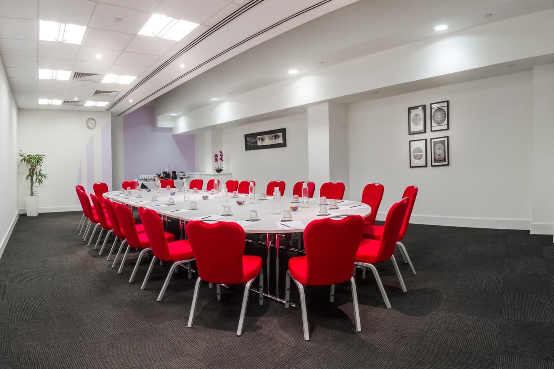 Londres training rooms Salle de réunion America Square - Newgate Suite image 0
