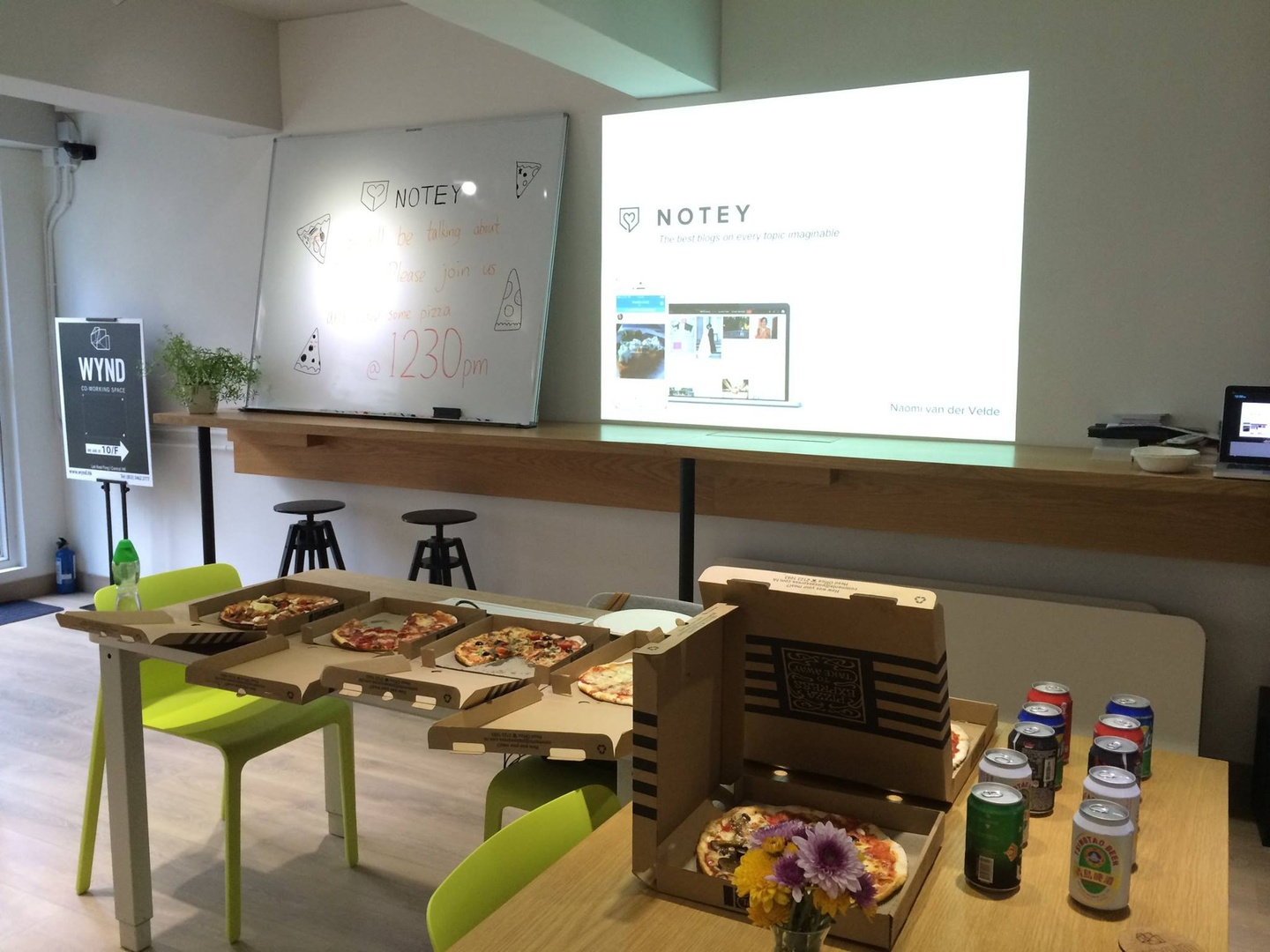 Hong Kong conference rooms Salle de réception Wynd Co-Working Space - Event Space image 1