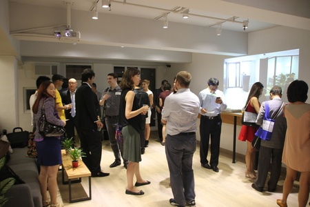 Hong Kong conference rooms Salle de réception Wynd Co-Working Space - Event Space image 18