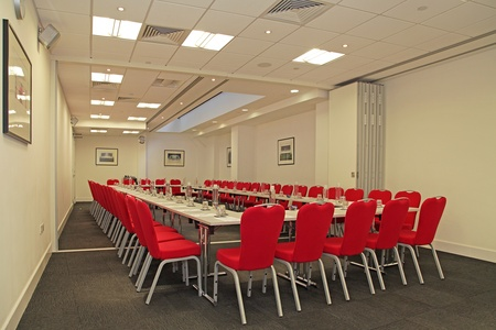 London training rooms Meeting room America Square - Aldgate & Bishopsgate Suite image 4