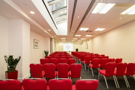 London training rooms Meeting room America Square - Aldgate & Bishopsgate Suite image 9