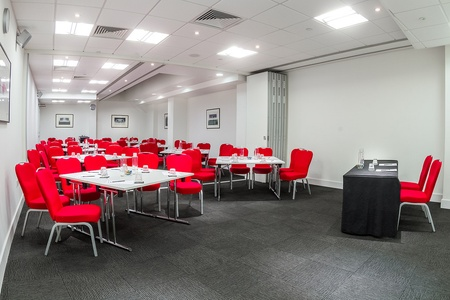 London training rooms Meeting room America Square - Aldgate & Bishopsgate Suite image 10