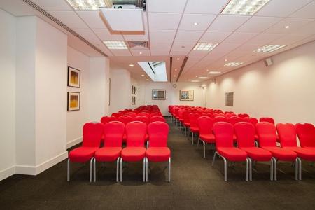 London training rooms Auditorium America Square - Fleet Suite image 6