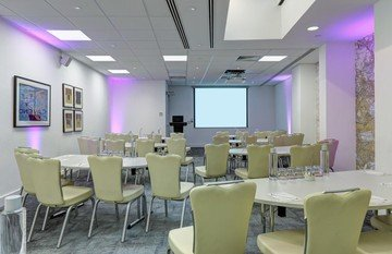 London training rooms Meetingraum America Square - Fleet Suite- CavendishVenues image 10