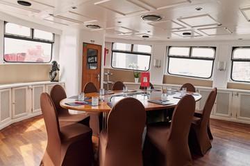 Hamburg  Boot Meetingraum