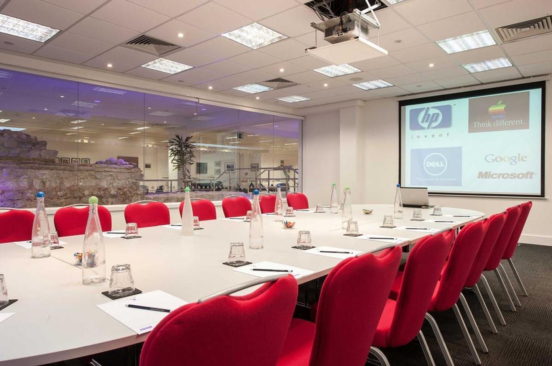 London workshop spaces Meetingraum America Square - Walbrook Suite image 3