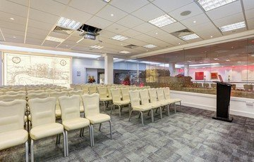 London training rooms Meetingraum America Square - Walbrook Suite- Cavendish venues image 1