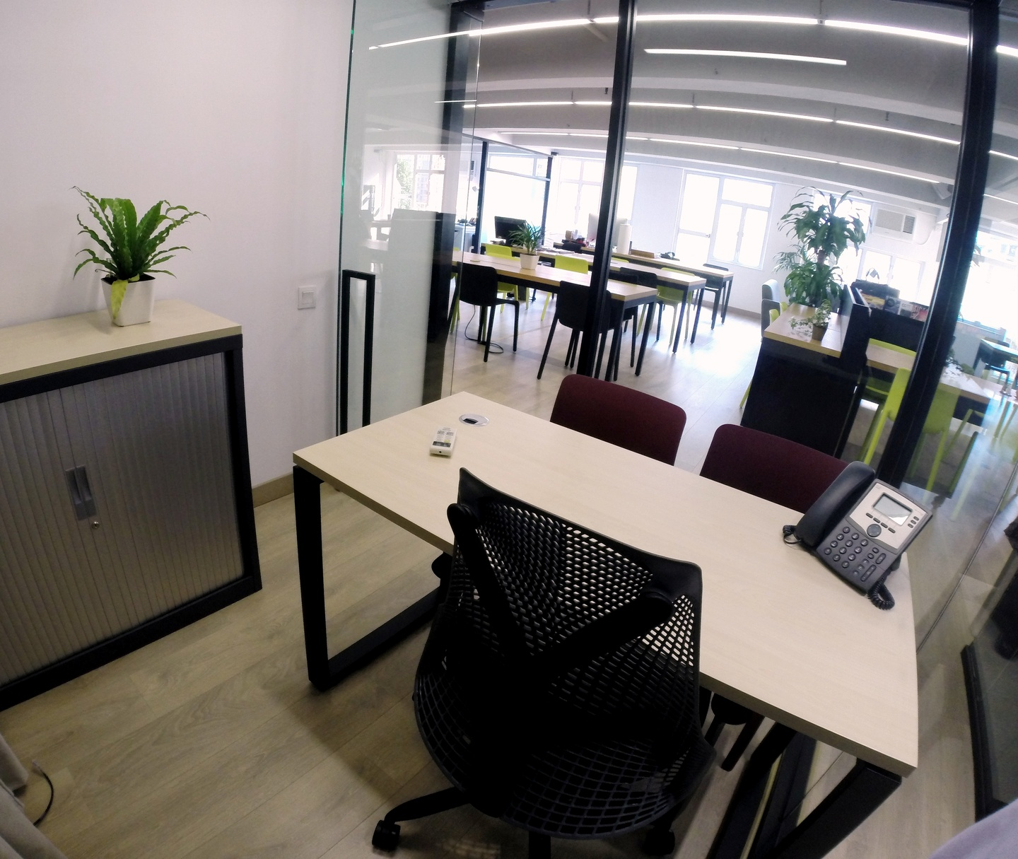 Hong Kong conference rooms Coworking space Wynd Co-Working Space - Private Office 2 image 0
