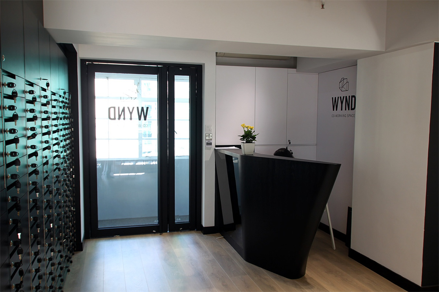 Hong Kong conference rooms Coworking space Wynd Co-Working Space - Private Office 2 image 1