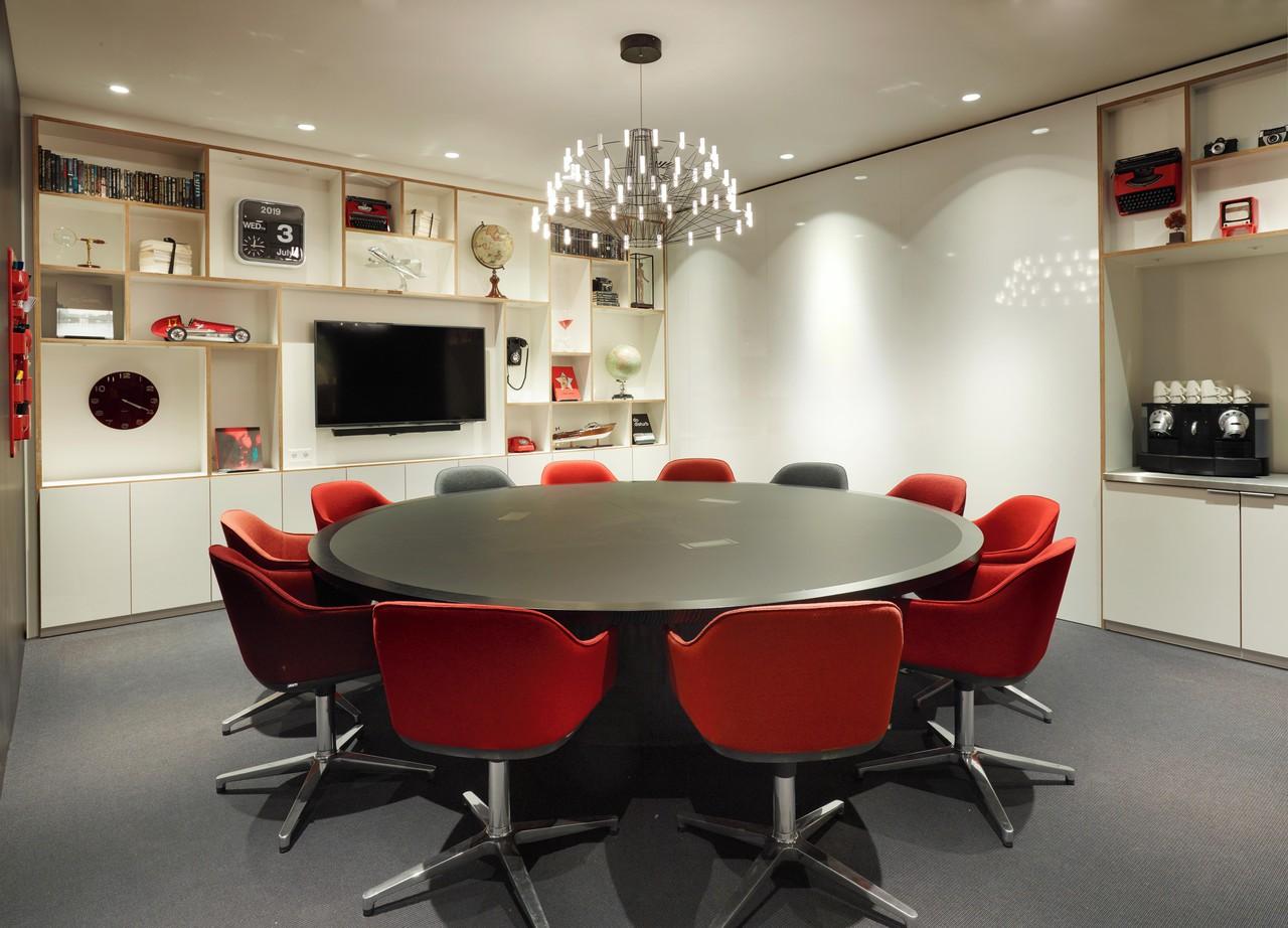 Amsterdam  Salle de réunion  image 0